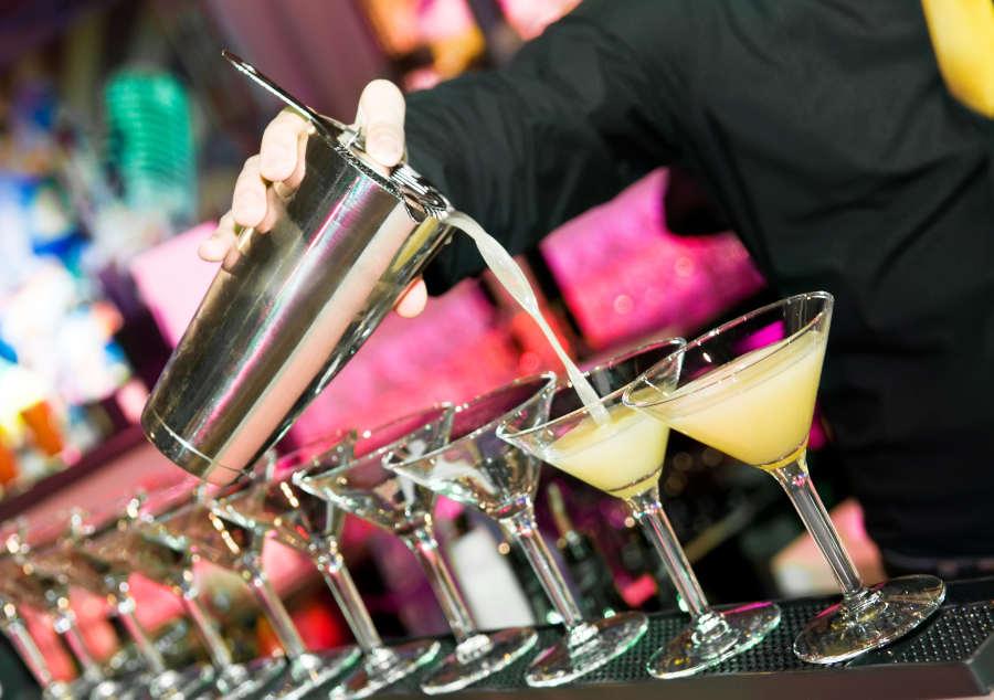 cocktail kurs Braunschweig Gruppe
